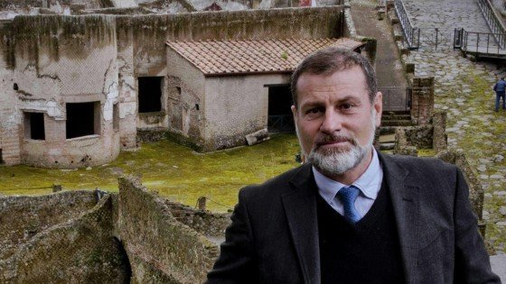 Massimo Osanna, Soprintendente di Pompei.