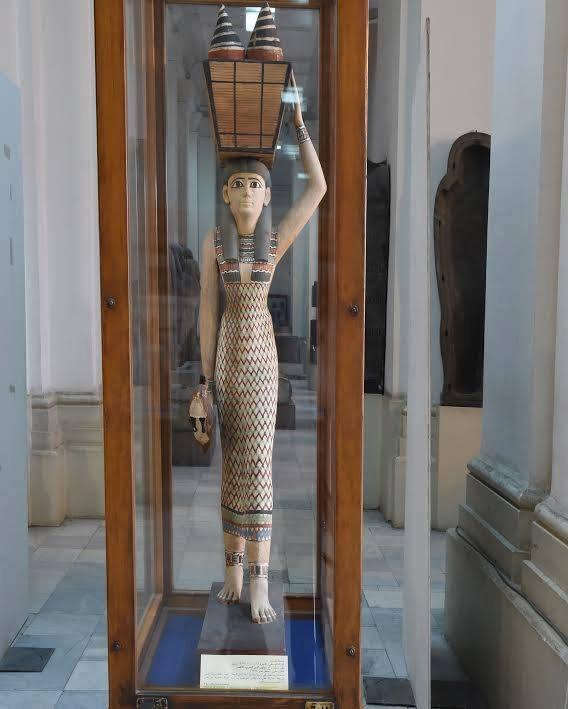Statuina portatrice di offerte XI dinastia